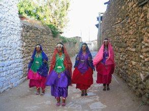 women in Harar Ethiopia