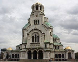 Alexander Nevski Cathedral - Sofia, Bulgaria