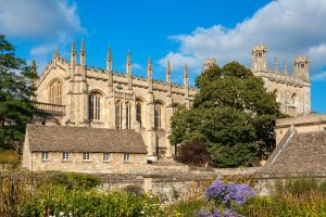 Oxford Christ church England tour Cathedral tour history tour