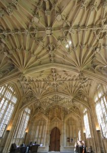 Bodleian Library, Oxford University England tour British Isles tour