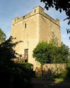 Longthorpe tower England tour English architecture tour