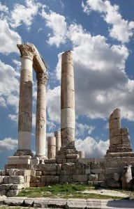 Amman tour Temple of Hercules Jordan tour