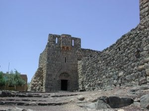 Azraq Castle Jordan tour archaeology tour