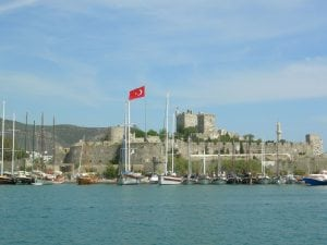 Bodrum castle archaeology tour Dodecanese tour