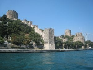 Bosphorus cruise archaeology tour Turkey tour
