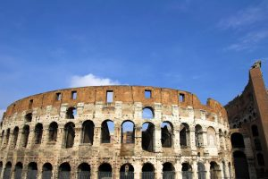 Colosseum Rome Far Horizons Italy archaeology tour