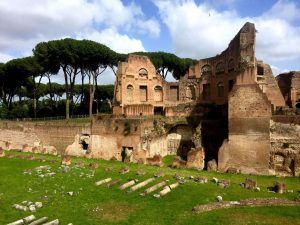 Diocletian Palace Rome Far Horizons Italy archaeology tour