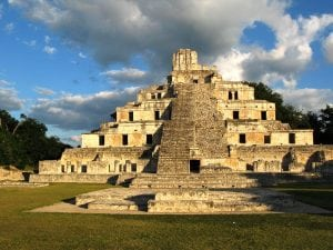 Edzna Yucatan tour Maya tour