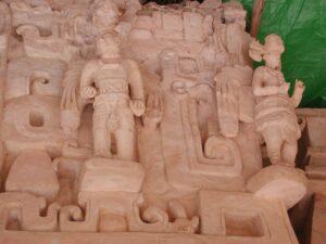 Ek Balam Yucatan tour Maya tour archaeology tour