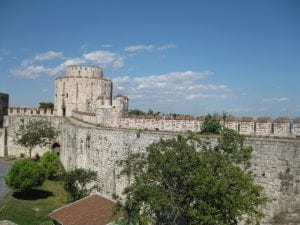 Istanbul walls ARchaeology tour Greece tour Medieval tour