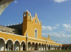 Izamal archaeology tour Maya tour