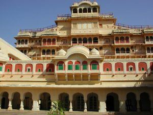Jaipur city palace tour far horizons tour India tour