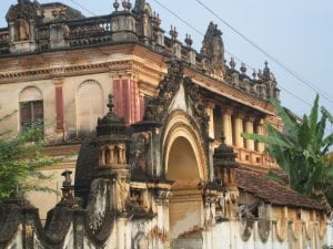Karakudi South India tour David Eckel tour archaeology tour