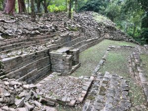 Lubaantun, Belize tour, archaeology tour, Maya tour