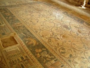 Madaba mosaics Jordan tour archaeology tour