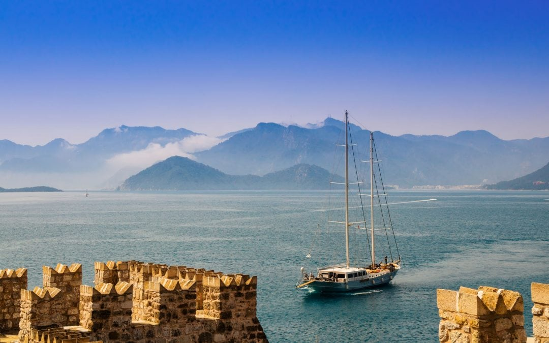 Sail the Sapphire Seas of Turkey
