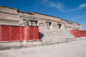 Mitla Oaxaca Mexico tour archaeology Christmas tour