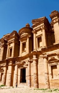 Monastery Petra Jordan tour archaeology tour educational tour