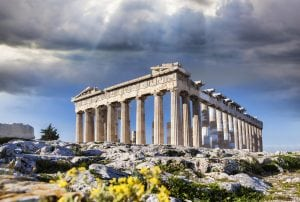 Parthenon Athens Greece tour archaeology tour