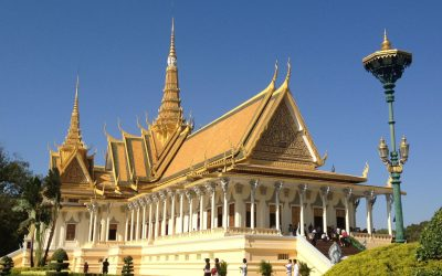 Cambodia and Laos: Sacred temples and peaceful pagodas