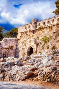 Rethymno fortress Greek Islands tour Archaeology tour