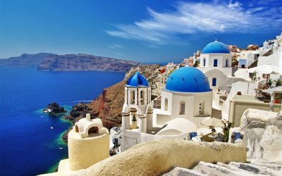 Greek Isles: Cyclades, Santorini, and Aegina