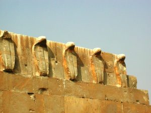 Saqqara Bob Brier tour Egypt tour archaeology tour