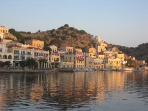 Symi tour archaeology tour history tour Greece tour