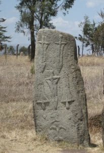 Tiya stelae Ethiopia tour archaeology tour