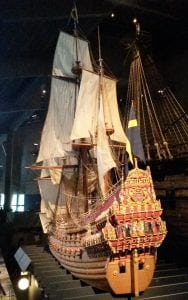 Vasa Ship Vikings tour archaeology tour