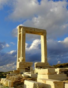 Naxos tour Greek Island tour archaeology tour portara