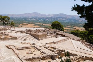 phaistos crete Greek island tour archaeology tour