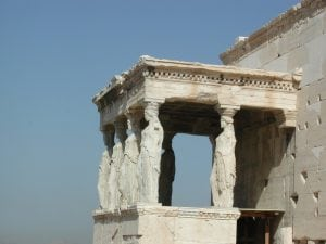 Acropolis Caryatids Greece tour archaeology tour