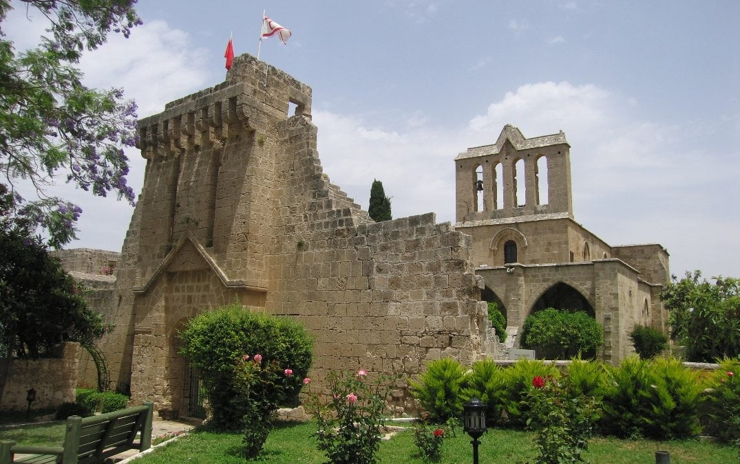 Bellapais Abbey Cyprus tour archaeology tour