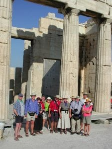 archaeology tour Greece tour
