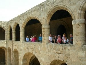 Rhodes old city tour archaeology tour educational tour