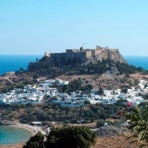 Lindos Greece tour archaeology tour Crusader Knights tour