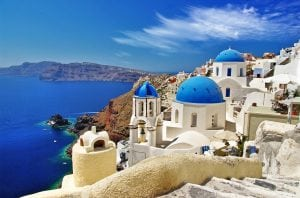Santorini Greece archaeology tour Greece tour