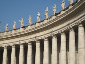 Vatican statues Rome Far Horizons Italy archaeology tour