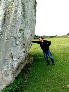 Avebury with James Bruhn Far Horizons England archaeology tour