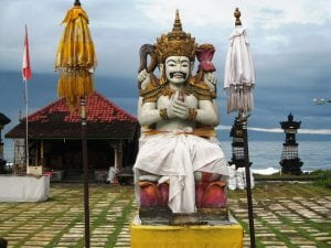 Bali Sea Temple Indonesia tour archaeology tour