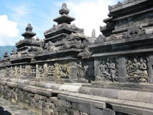 Borobudur tour Indonesia tour archaeology tour