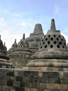 Borobudur tour Java tour Indonesia tour archaeology tour educational tour
