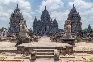 Candi Sewu Indonesia tour David Eckel tour