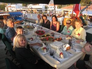 Gulet cruise Dodecanese Islands cruise archaeology tour history tour