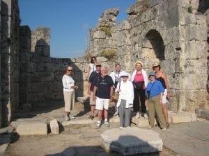 Gulet cruise Turkey tour Greek tour