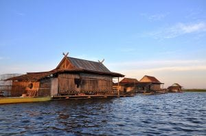 Lake Tempe Indonesia tour archaeology tour educational tou