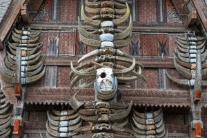Taraja Traditional House Indonesia tour archaeology tour