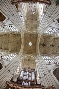 Bath Abbey Cathedrals of England tour