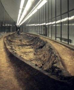 Ladby Ship Grave Viking tour Scandinavia tour